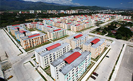 Residential Complex in Maracay city, Guasimal sector, Aragua state (1 stage)