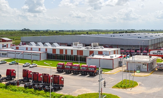 Plant for production of MAZ trucks - image 2