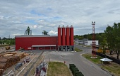 Cement-bonded particle board plant in Belarus - image 7