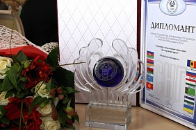 "JSV ""Belzarubezhstroy"" is a winner of the Commonwealth of Independent States (CIS) quality excellence award (11 PHOTOS) + BONUS: announcement of the interview with Vadim Drazhin for ""Republican Construction Newspaper"""