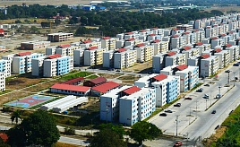 Residential Complex in Palo Negro, Aragua state (2 stage)
