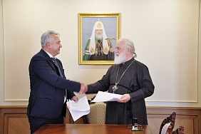 JSV Belzarubezhstroy will build a multipurpose spiritual and educational complex for the Belarusian Orthodox Church (BOC) in Minsk
